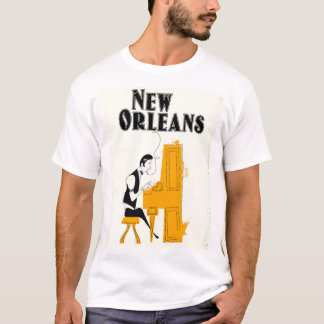 New Orleans Honky Tonk T-Shirt