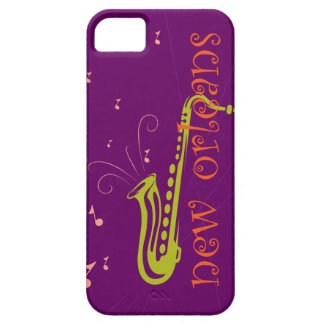 New Orleans Jazz iPhone 5 Cover