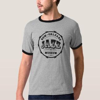 New Orleans Jazz Museum drum Tshirts