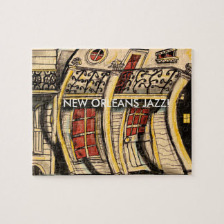 NEW ORLEANS JIGSAW PUZZLE