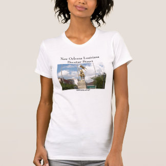 New Orleans Landmark Front View T-Shirt