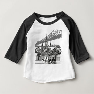 New Orleans Louisiana Baby T-Shirt