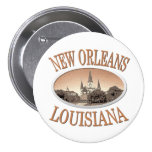 New Orleans Louisiana Badge