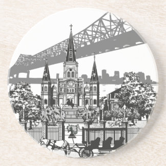 New Orleans Louisiana Coaster
