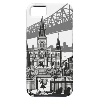 New Orleans Louisiana iPhone 5 Cases