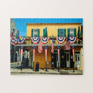 New Orleans Louisiana. Jigsaw Puzzle