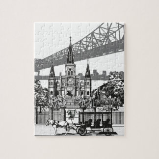 New Orleans Louisiana Jigsaw Puzzle