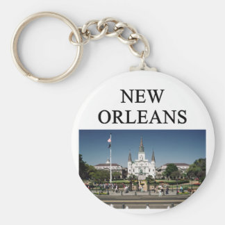 NEW ORLEANS louisiana Key Ring