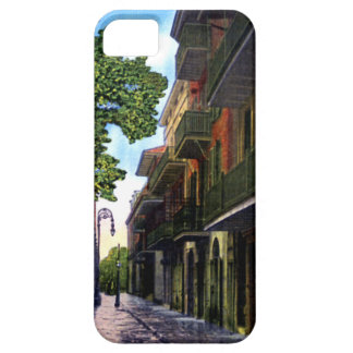 New Orleans Louisiana Pirates Alley iPhone 5 Cases