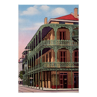New Orleans Louisiana Poster
