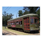 New Orleans,Louisiana Streetcar Postcard