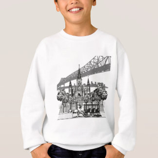 New Orleans Louisiana Sweatshirt