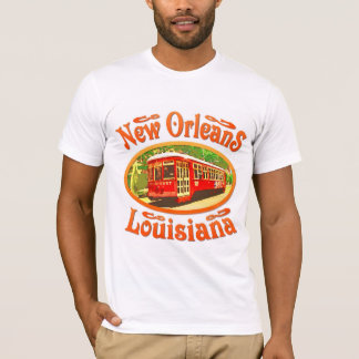 New Orleans Louisiana T-Shirt