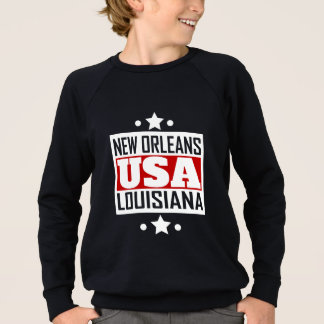 New Orleans Louisiana USA Sweatshirt