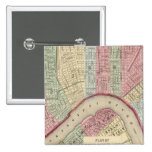 New Orleans Map by Mitchell Buttons
