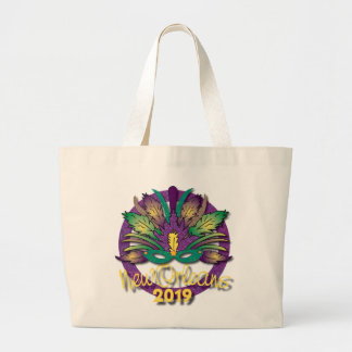 New Orleans Mask Bag 2019