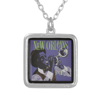 New Orleans Music necklace
