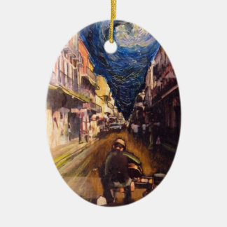 New Orleans Musician 2006 Ceramic Ornament
