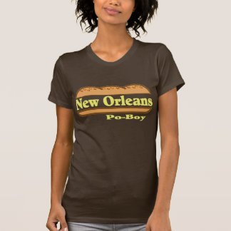New Orleans Po Boy T-Shirt