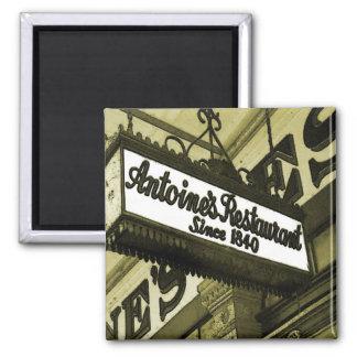 New Orleans Restaurants Magnets