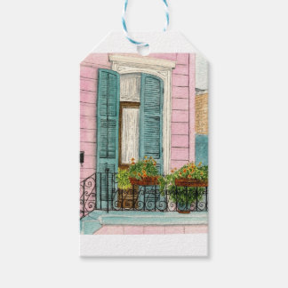 New Orleans Shitters Gift Tags