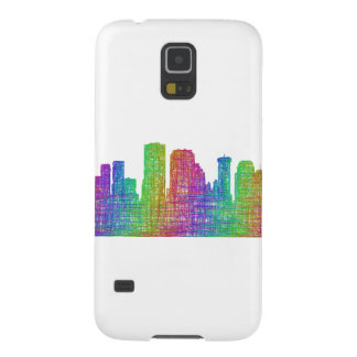 New Orleans skyline Case For Galaxy S5