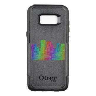 New Orleans skyline OtterBox Commuter Samsung Galaxy S8+ Case