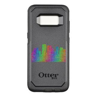New Orleans skyline OtterBox Commuter Samsung Galaxy S8 Case