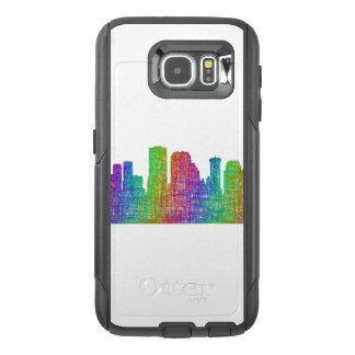 New Orleans skyline OtterBox Samsung Galaxy S6 Case