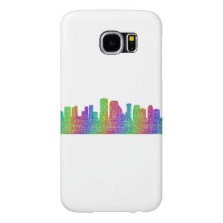 New Orleans skyline Samsung Galaxy S6 Cases