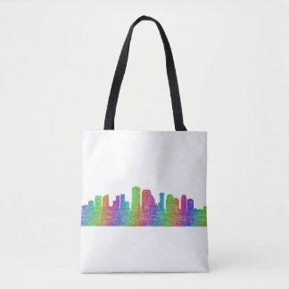 New Orleans skyline Tote Bag