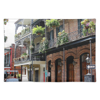 New Orleans Street Scene Placemat