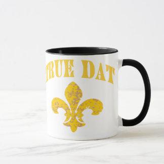 New Orleans True Dat, Mug