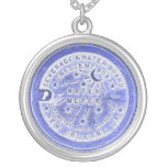New Orleans Water Metre Blue Custom Jewelry