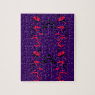 New ornaments in shop / Purple Jigsaw Puzzle