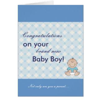 New parent hero status not guaranteed card