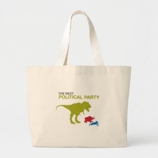 New Political Party Canvas Bags
