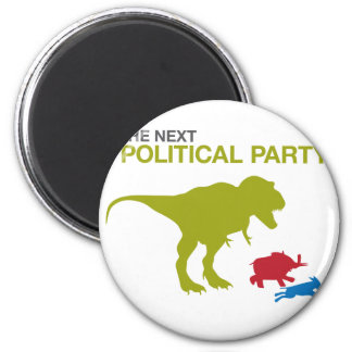 New Political Party Magnet