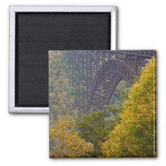 New River Gorge Bridge, New River Gorge Square Magnet