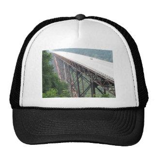 New River Gorge Bridge, West Virginia, hat/cap. Cap