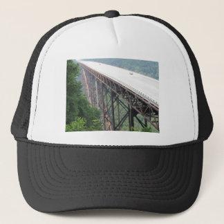 New River Gorge Bridge, West Virginia, hat/cap. Trucker Hat