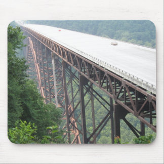 New River Gorge Bridge, West Virginia, Mouse pad. Mouse Pad
