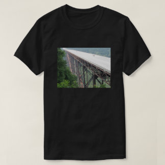 New River Gorge Bridge, West Virginia, T-shirt
