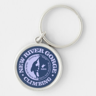 New River Gorge (Climbing) Key Ring