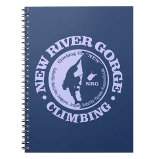 New River Gorge (Climbing) Notebook