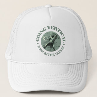 New River Gorge (Going Vertical) Trucker Hat