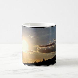 "New River ""Sundown"" Coffee Cup"