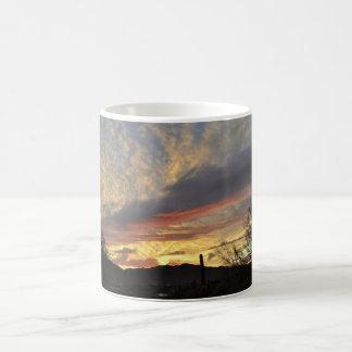 New River Sunset Coffee Cup/Mug Coffee Mug