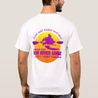 New River (sunset) T-Shirt