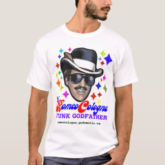 New Romeo Cologne Color T-Shirt